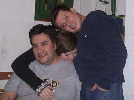 Juan, Javier och jag