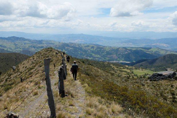 Páramo de Ocetá Colombia Latinamerikaliv