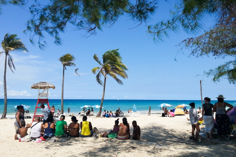 Guanabo Where Cubans Go To The Beach