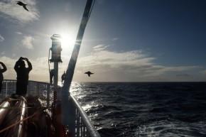 Crossing Drakes passage Maria Hermansson