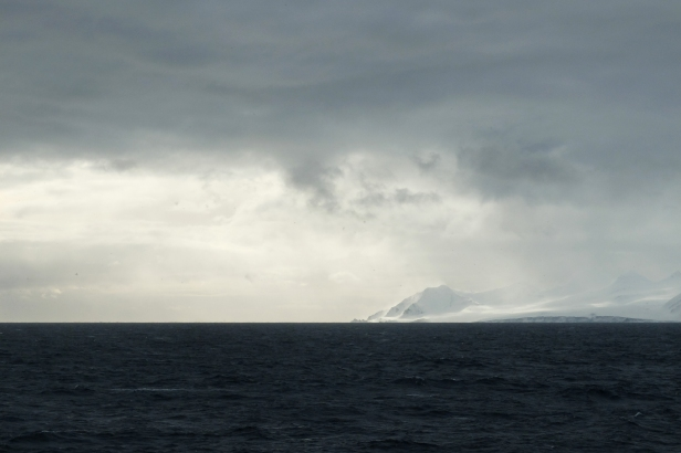 First sight of Antarctica1