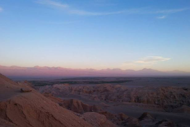 Valley of the Moon Atacama desert Chile - Latinamerikaliv