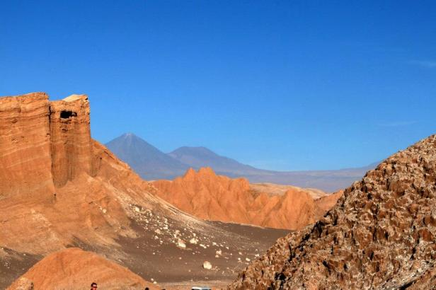 Valley of death Atacama desert - Latinamerikaliv