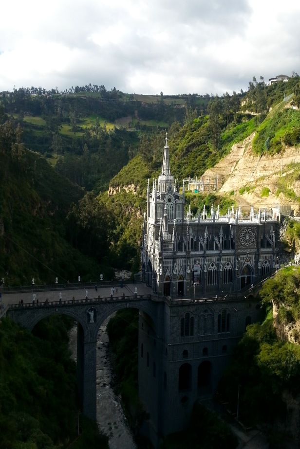 Santuario de las Lajas Latinamerikaliv
