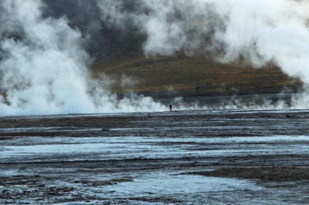 Latinamerikaliv: Tatio geysers Atacama Chile