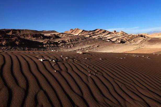 Latinamerikaliv: Valle de la Muerte Atacama Chile