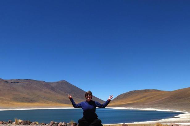 Latinamerikaliv; Lagunas Altiplánicas Atacama Chile