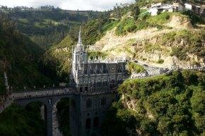Santuario de las Lajas Colombia Latinamerikaliv