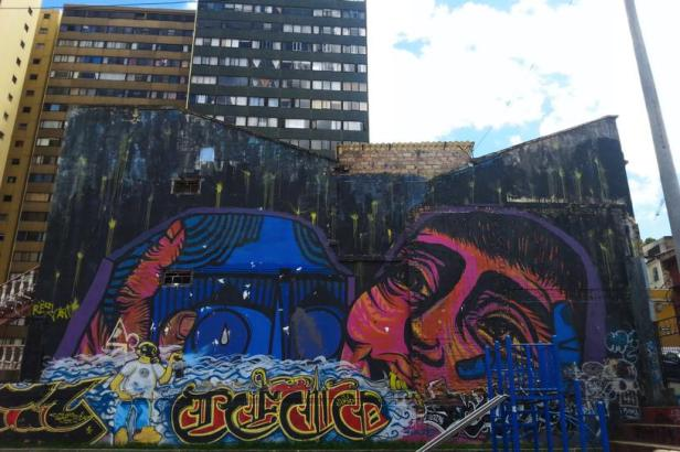 Bastardilla - Bogotá street art - Latinamerikaliv
