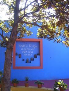 Casa Frida Kahlo Coyoacán Mexico Latinamerikaliv