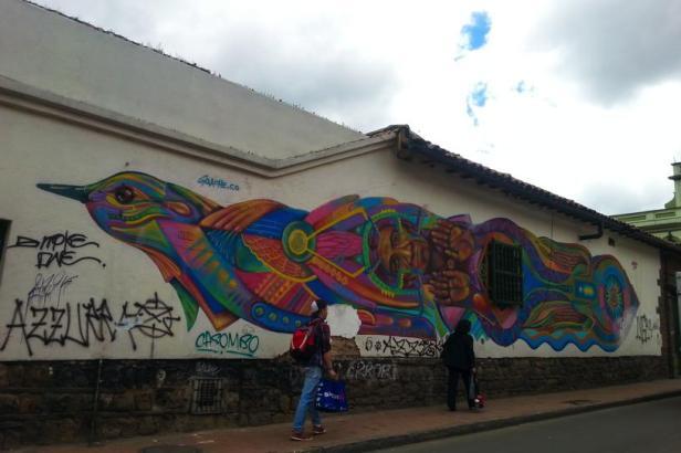 Guache - Bogotá Graffiti - Latinamerikaliv 2