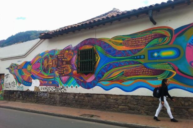 Guache - Bogotá Graffiti - Latinamerikaliv 3