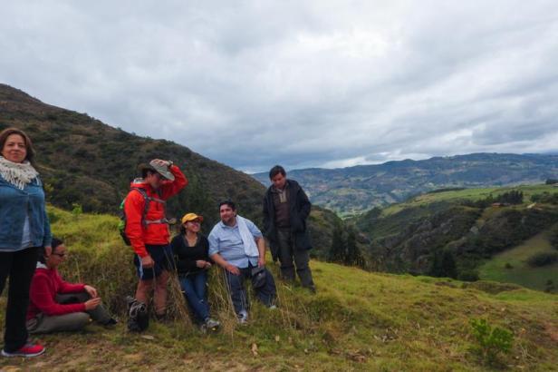 Páramo Pesca Colombia - Latinamerikaliv 15