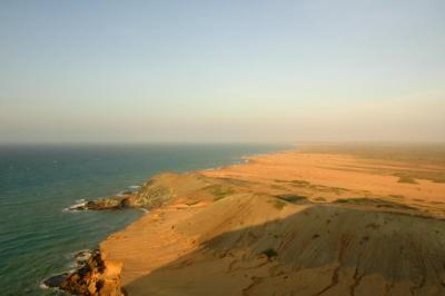 Cabo de la Vela - The norhtenmost tip of South America - Latinamerikaliv