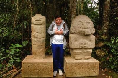San Agustín Colombia - Latinamerikaliv