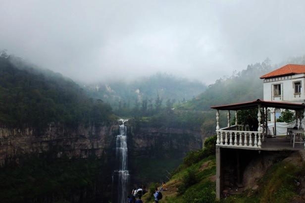 Salto del Tequendama - Latinamerikaliv