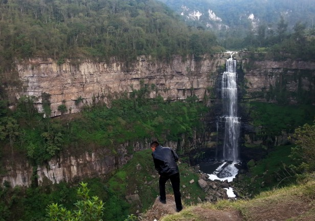 Salto del Tequendama Colombia - Latinamerikaliv