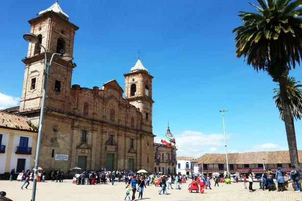 Zipaquirá pueblo - Latinamerikaliv