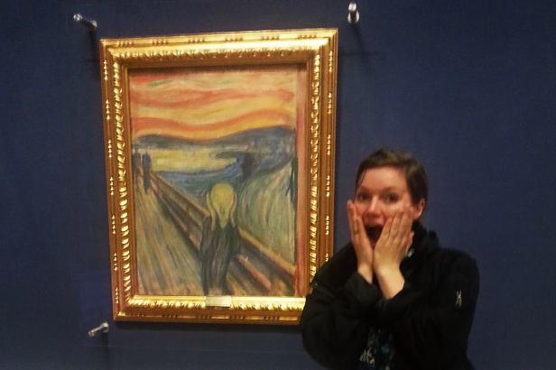 Latinamerikaliv Oslo Munch Skriet