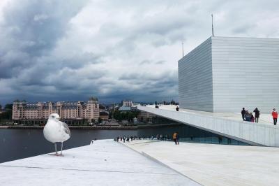 Latinamerikaliv Oslo opera