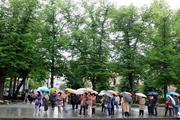 Latinamerikaliv Oslo tourists