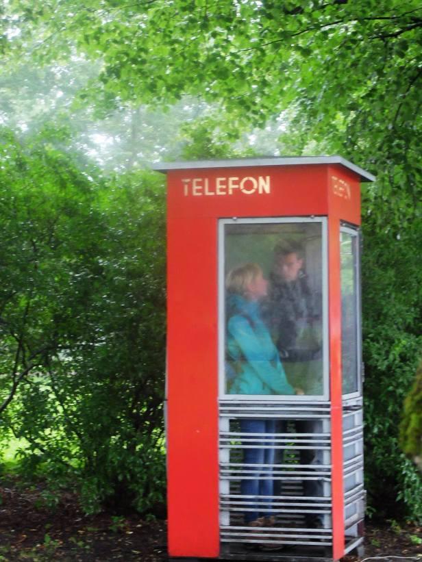 Latinamerikaliv Vigelandpark Oslo phoneboot