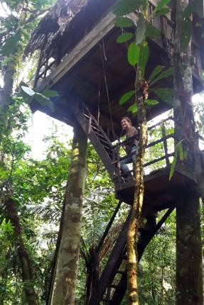 Latinamerikaliv_Amazonas_Tree house_7
